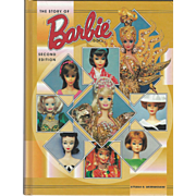 "1996 Book "" The Story of Barbie Doll "" second edition by Kitturah Westenhouser"