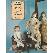 "1983 Book  ""Doll Reader Make & Dress"""