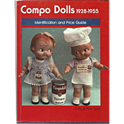 "1991 Book ""Compo Dolls 1928-1955"" by Judd"