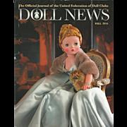 "Fall 2016 ""Doll News "" Magazine UFDC"