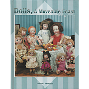 """Theriaults auction book """" Dolls A Movable Feast"""""""