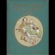 "1927 Book ""Nursery Friends From France"""