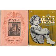 2 Vintage Books on Shirley Temple