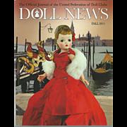 "2011 UFDC ""Doll News"" magazine on Cissy"