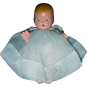 1940 Nancy Ann Storybook Baby #285 from Hatbox