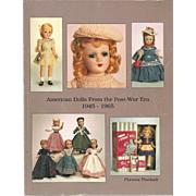 "1993 Theriaults "" American Dolls from the Post War Era"""