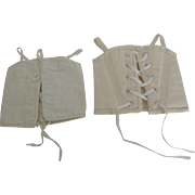 Two Vintage Corsets for Your Fashion Doll Wardrobe
