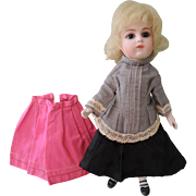 Three Pieces of Small Clothing for All Bisque or Mignonette Dolls