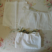 Lovely Undies for Larger Bisque or Cloth Dolls