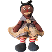 Charming Hand Made Cloth Beloved Belindy * Raggedy Ann & Andy's Friend