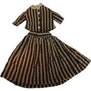 Skirt and Top for German or French Fashion Doll
