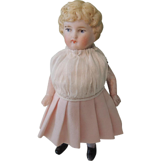 Darling Chubby 4.5 Inches German Girl with Sweet Outfit