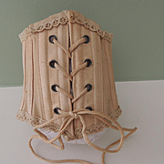 Lovely Corset for French or German Bisque Doll