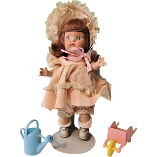 Lovely PE Vogue Ginny In Frilly Outfit with Toys
