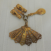 Miniature Accessory for French Fashion Chatelaine
