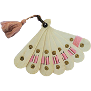 Lovely Small Fan for French Fashion Doll