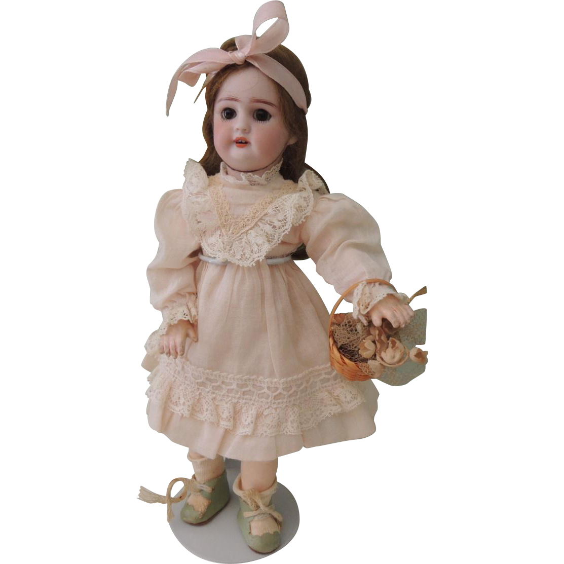 "Charming Tiny 10"" German Handwerck Halbig Doll"