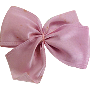 Lovely Large Lavender Satin Bow for Vogue Ginny