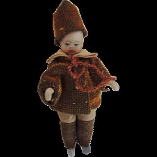 Darling Tiny SFBJ French Lilliputian Boy