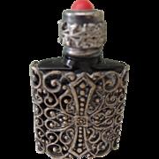 Pretty Miniature Perfume Bottle for French Fashion's Trousseau