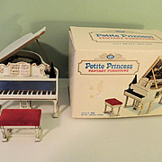 "Ideal Petite Princess ""Fantasy Furniture"" Piano with Box"