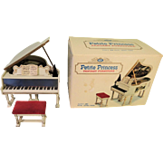 "Ideal Petite Princess ""Fantasy Furniture"" Piano with Box - Red Tag Sale Item"