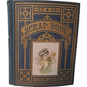 Lovely Little Valentine Scrap Book for Doll's Display or Collection