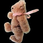 Darling 1950's Jointed Mohair Steiff Teddy Bear