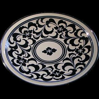 Dansk Platter, Console Bowl