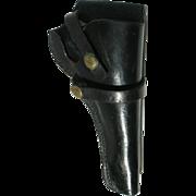 Schoellkopf Jumbo vintage leather holster