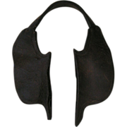 Bull's Leather Horn Guards - Most UNUSUAL