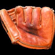 Denkert G54 Baseball glove; 1950s Thompson