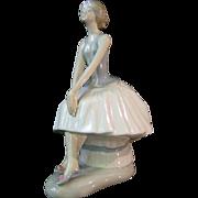 Castille Porcelain Ballerina Figurine