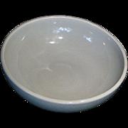 Mid-Century Bauer bowl; Brusche