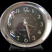 Baby Ben Alarm Clock; 1964 Westclox with case