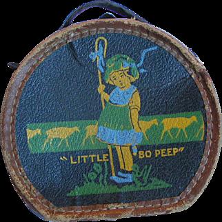 Little Bo Peep case / purse -- Doll's or Child's