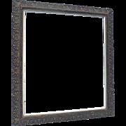 AESTHETIC Movement Oversize Ornate Frame 1870s