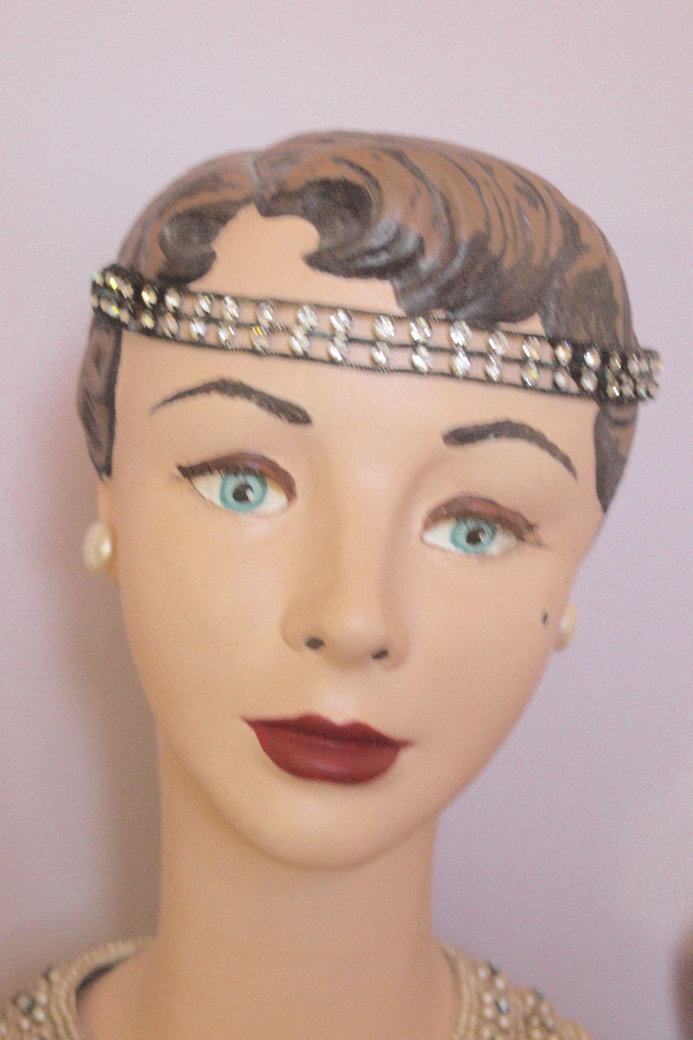 Art Ceco Flapper paste Bandeau