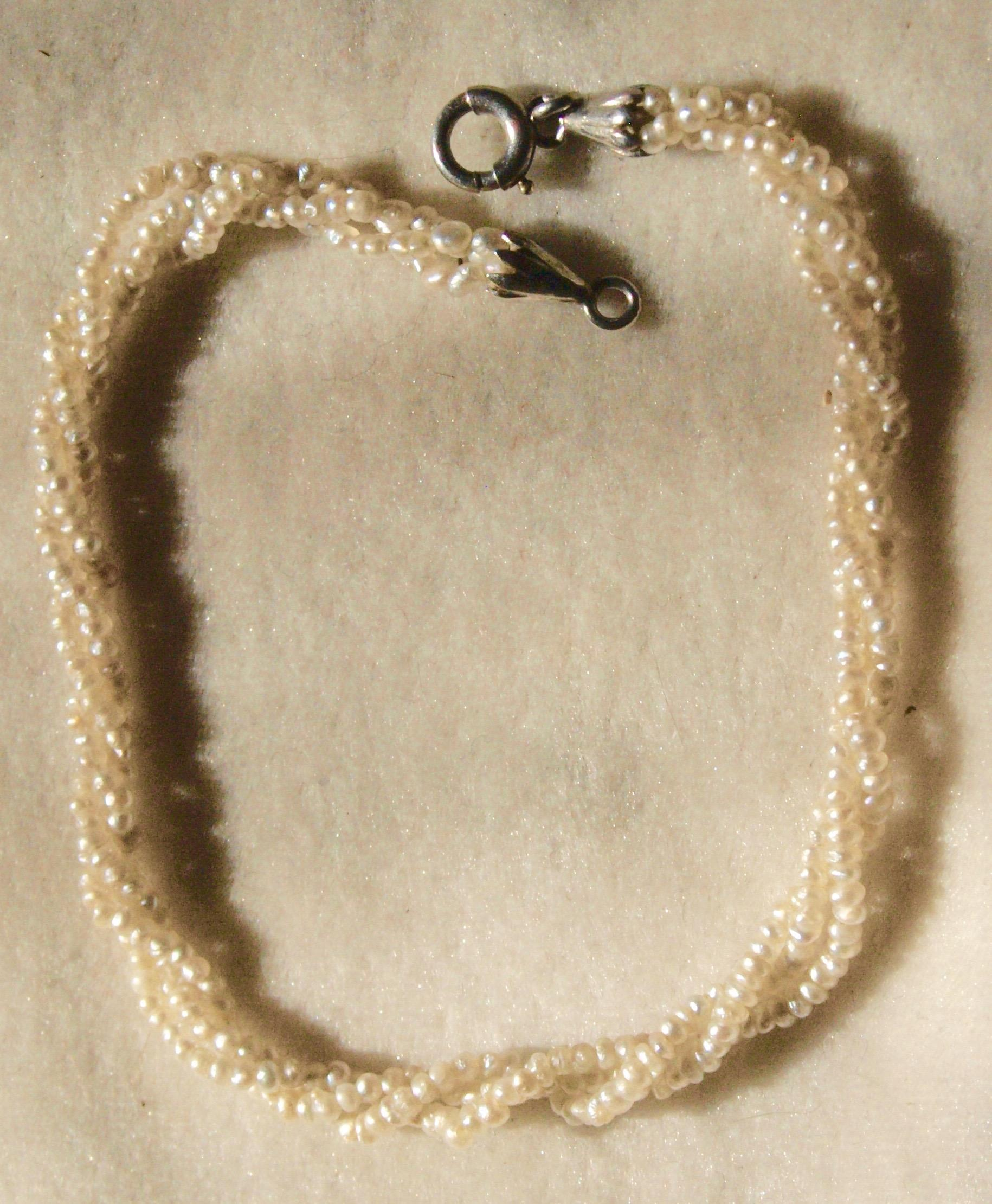Natural Pearl Bracelet