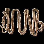 Georgian Long Chain With Beautiful Hook
