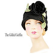 Vintage 1960s Hat! Mid-Century Retro Chic From High-End Designer Department Store