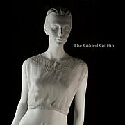 Corset Cover or Bust Bodice, c. 1915
