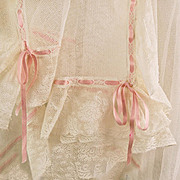 Antique Lace Shawl circa 1875