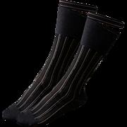 Rare 1920s Garter Socks For Men, Size 10