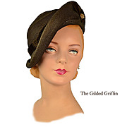 Vintage 1930s Hat For Discerning Collectors