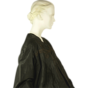 Victorian Mourning Maternity Blouse circa 1890