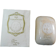 Rare Bal A Versailles Jean Desprez Soap Sealed Paris France