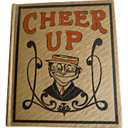 Antique Humor Book From 1912 - Cheer Up by E.C. Lewis
