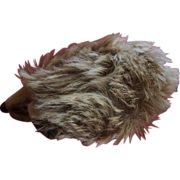 Steiff Joggi Hedgehog, 1969 to 1980, No Id's
