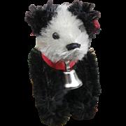 Lovely Vintage Miniature Schuco Panda Bear